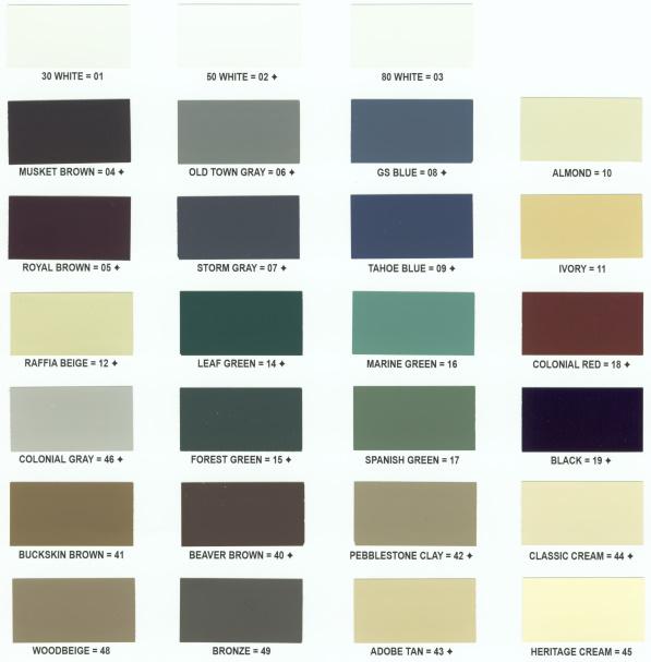 Gutter Colors Everett Wa Rain Gutter Everett Aluminum