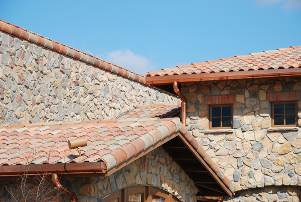 copper-gutter-installation-lake-stevens-wa