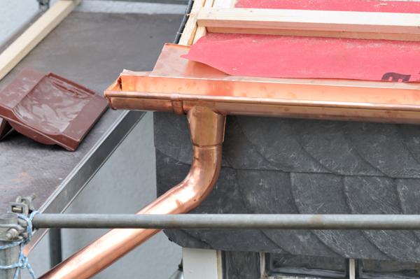 Copper Gutters Seattle Wa Copper Rain Gutters Seattle